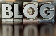 Industrial blogging