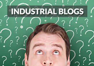 Industrial blogging questions