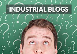 Industrial blogging questions