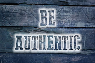 Authenticity in industrial content marketing