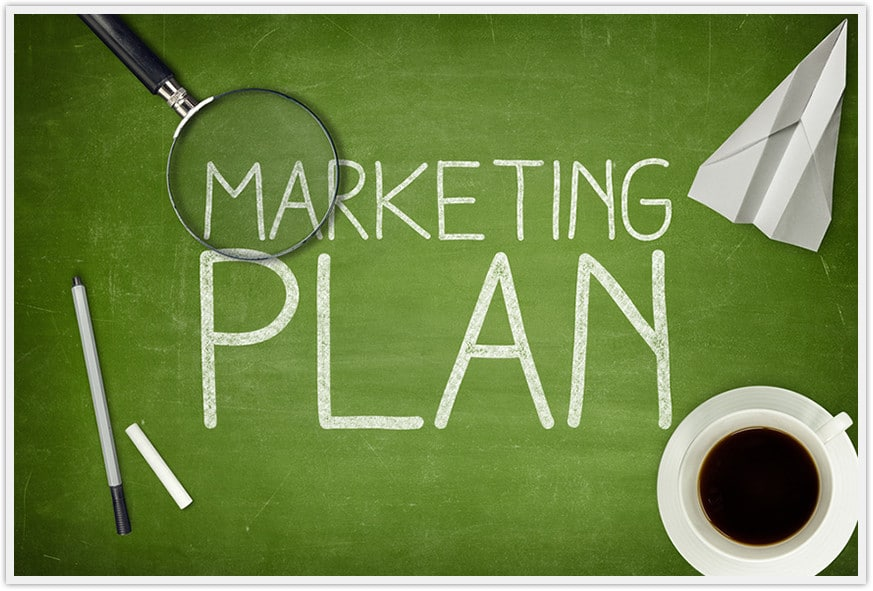 Industrial marketing plan