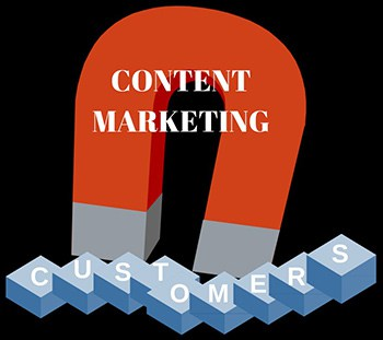 industrial content marketing attracts customers