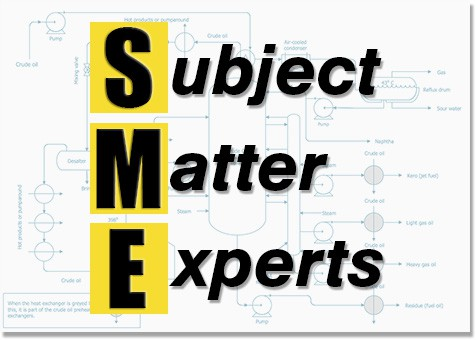 Industrial content marketing needs the help of SMEs