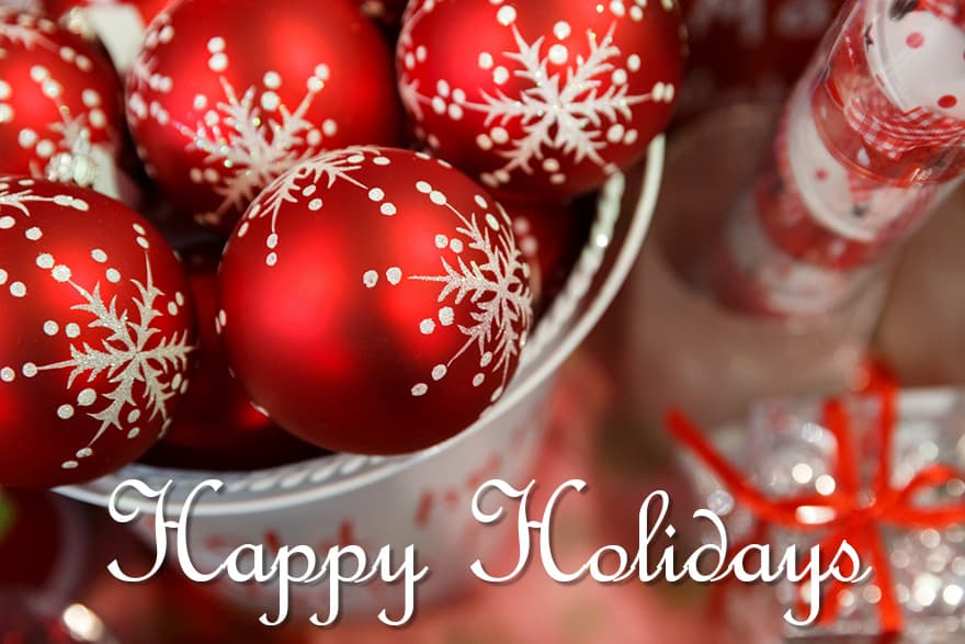 Happy Holidays 2016 from IMT